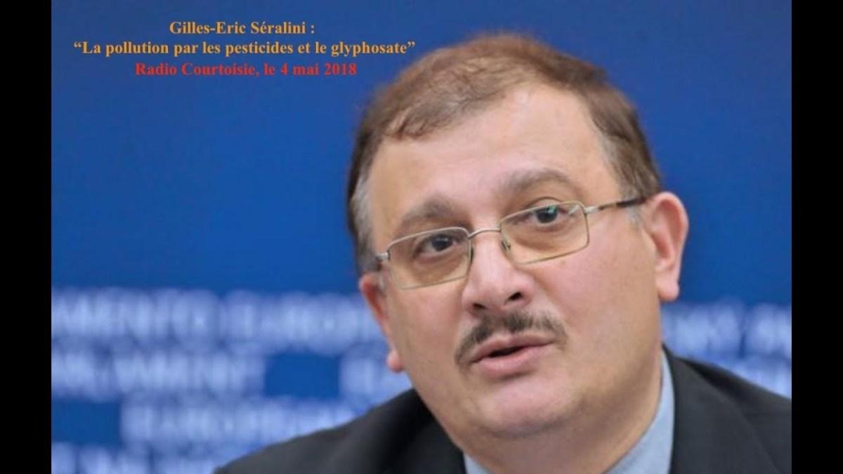 G. Séralini : « Les herbicides à base de glyphosate contiennent des métaux lourds dont l'arsenic »
