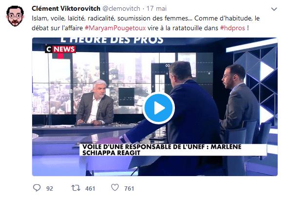 Le voile, une pathologie franco-française !