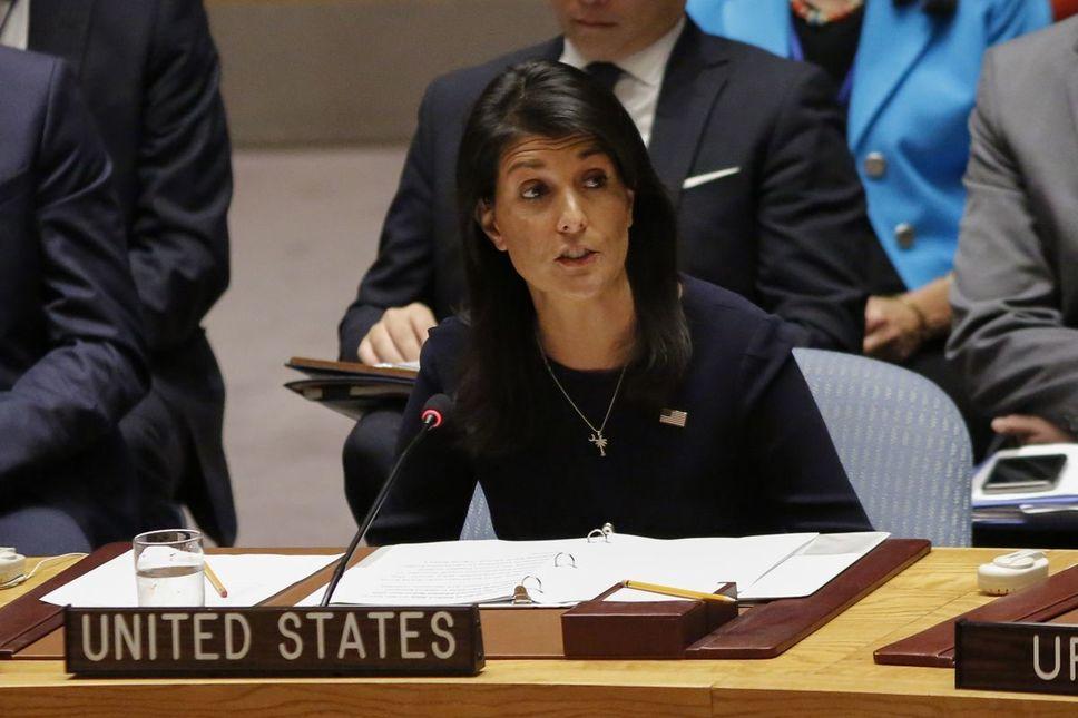 Les USA quittent le Conseil des droits de l'Homme de l'ONU à cause d'israhell !