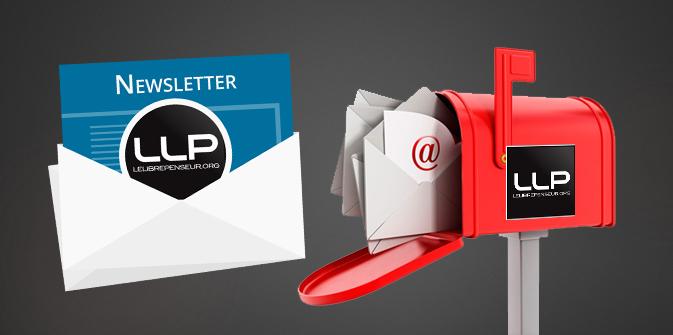 N'oubliez pas de vous inscrire à notre Newsletter !
