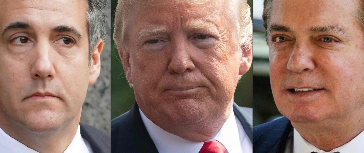 Déboires judiciaires pour Donald Trump