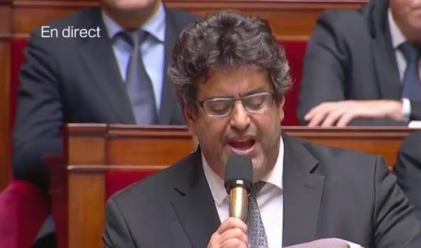 """Chutzpah : la France annule une subvention, Meyer Habib dénonce une nouvelle """"étoile jaune"""" !"""