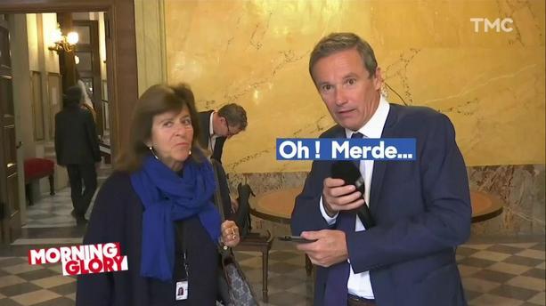 L'hypocrite Nicols Dupont-Aignan en flagrant délit !