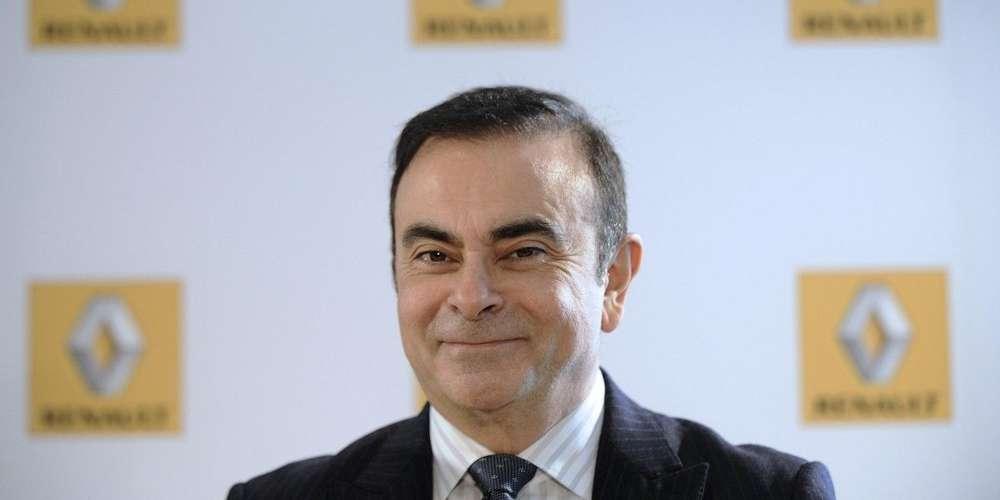 Le PDG de Renault, Carlos Ghosn, arrêté au Japon pour avoir dissimulé ses revenus au fisc