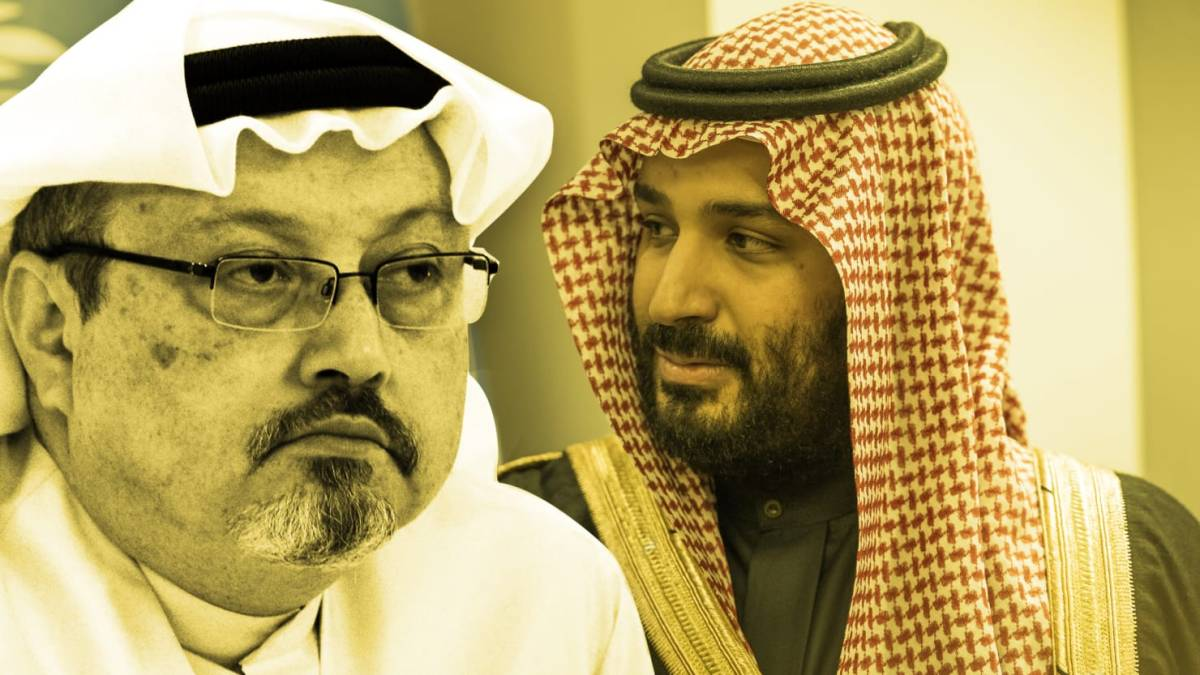 La CIA conclut que MBS a ordonné l'assassinat de Jamal Khashoggi