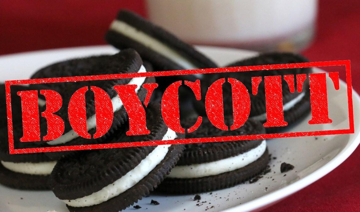 Le biscuitier d'Oreo a détruit 25.000 hectares de forêt tropicale