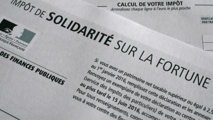 #GiletsJaunes : Macron exclut un rétablissement de l'ISF !