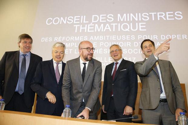Belgique : le Pacte de l'ONU sur les migrations provoque l'implosion de la coalition !