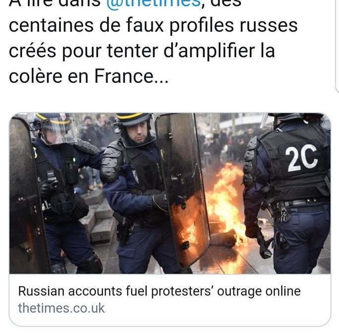 La complotiste Caroline Fourest accuse le Kremlin !