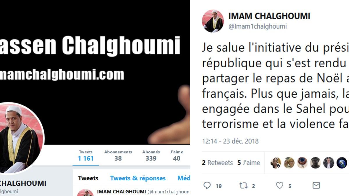 Humour : Chalghoumi récidive, il croit que l'Opération Barkhane est une ville tchadienne !