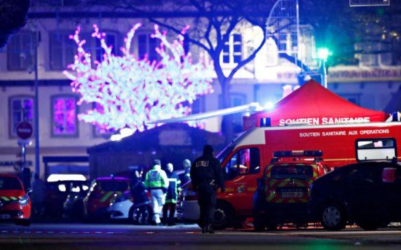 L'attaque à Strasbourg : complot, thèse officielle, voie du milieu