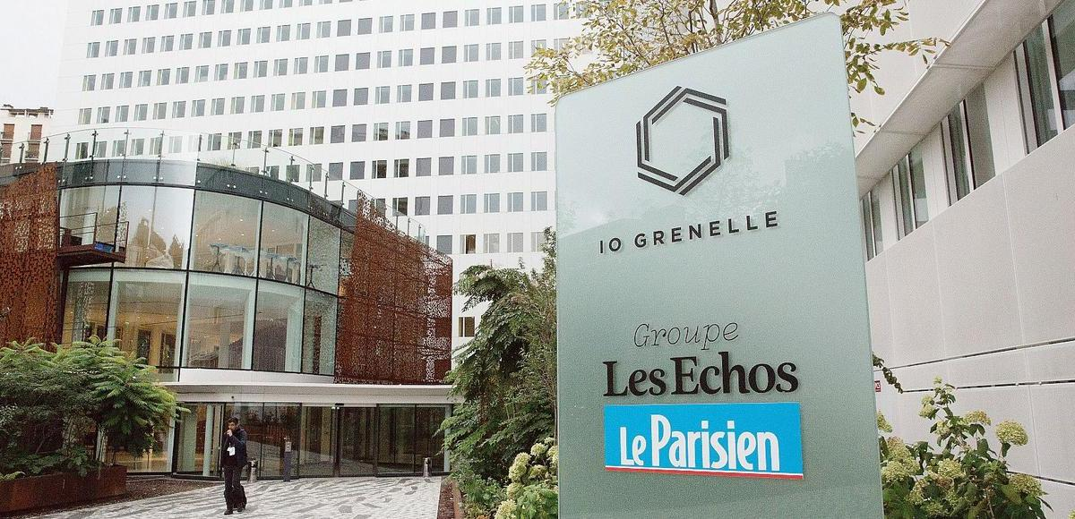 Médias : le «Parisien» renfloué par Bernard Arnault (LVMH) !