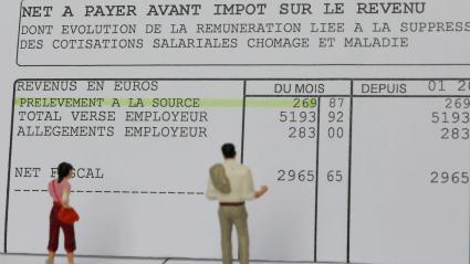 Impôt à la source : gros bugs et appels à la grève des agents !