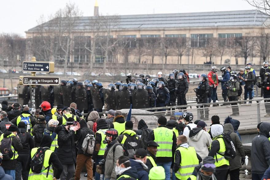 Acte 9 des #GiletsJaunes : une mobilisation «plus forte» attendue par les autorités !