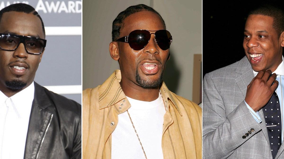 Pédophilie : Jay-Z, Usher et P. Diddy éclaboussés par le scandale R. Kelly
