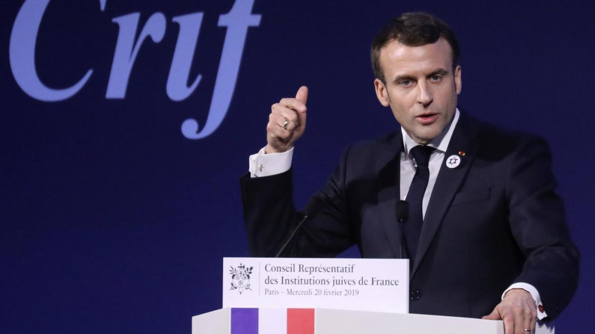Rony Brauman : les déclarations de Macron « nourrissent et amplifient l'antisémitisme »
