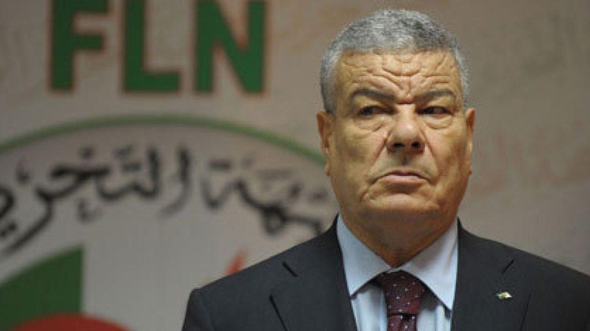 Algérie : le voleur Amar Saadani ose tout !