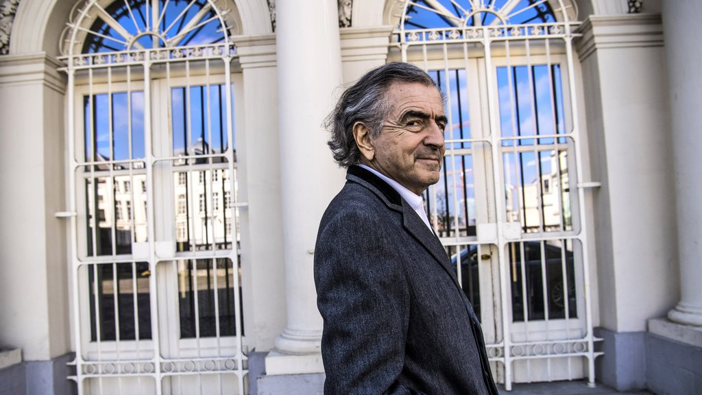 Bernard-Henri Lévy : « Ceux qui votent populiste ? Il ne faut pas tenir compte de leur voix »