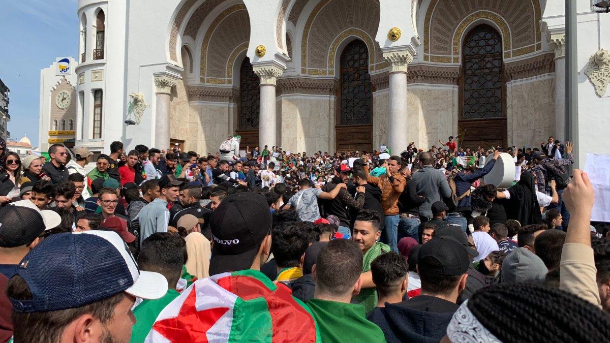 Dernières infos d'Algérie !