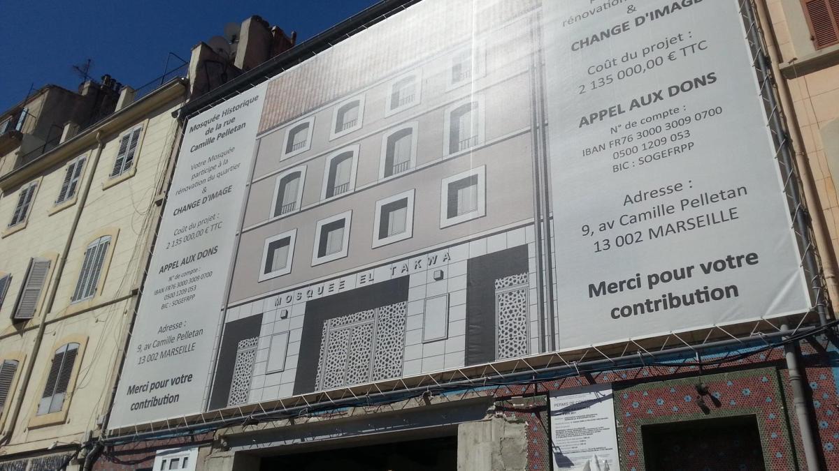 Putsch, hold-up et braquage, les dessous  mafieux de l'association de la mosquée de l'avenue Camille Pelletan(Gaudin, Bariki, RG, Djellil, Bouzenzen…)