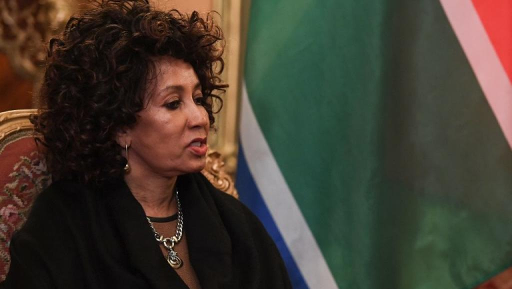 Il n'y aura pas d'ambassadeur sud-africain en israhell jusqu'à nouvel ordre