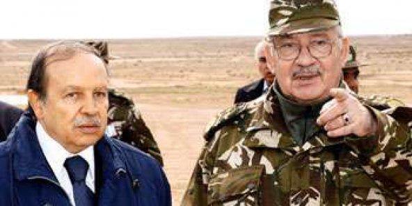 Algérie : Gaïd Salah, Amar Saadani et la succession de Bouteflika