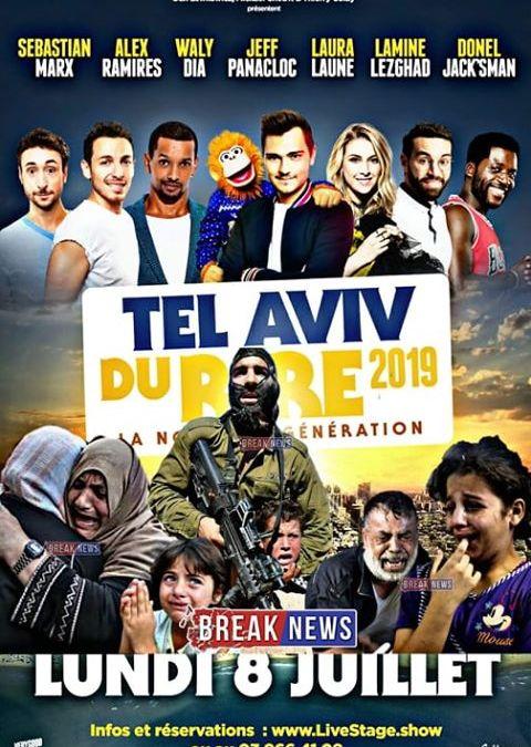 Le Tel-Aviv de la honte !