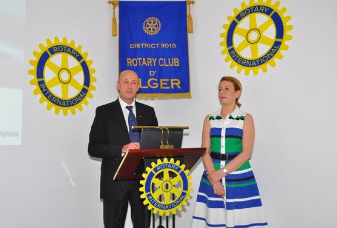 Docs officiels : qui a autorisé le « Rotary International » en Algérie ?
