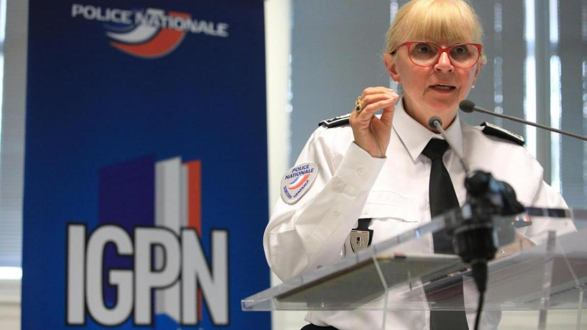 #GiletsJaunes : la cheffe de l'IGPN « réfute totalement le terme de violences policières » !