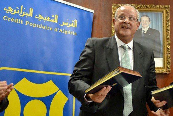 Algérie : le directeur du Crédit Populaire d'Algérie placé en détention préventive