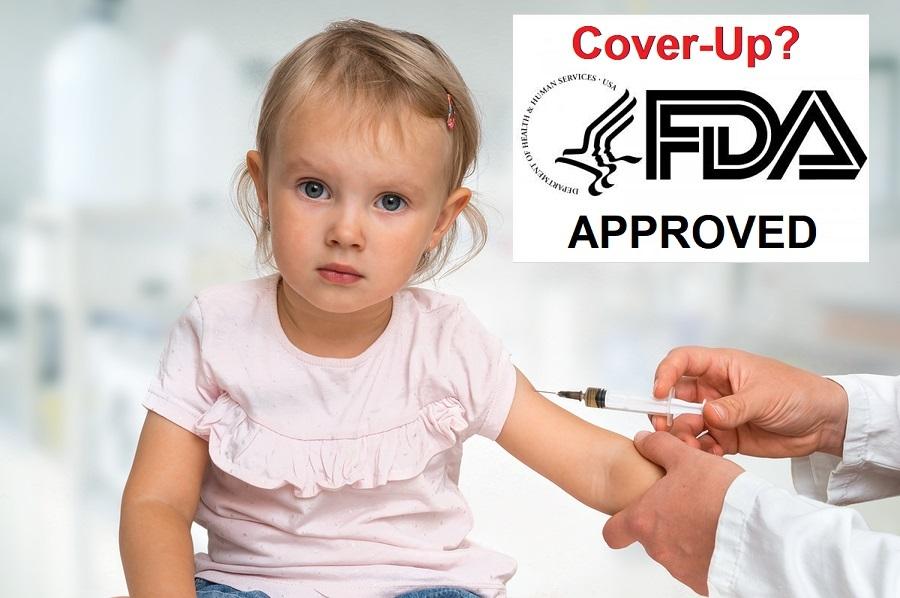 Vaccin ROR : dissimulations à la FDA ?