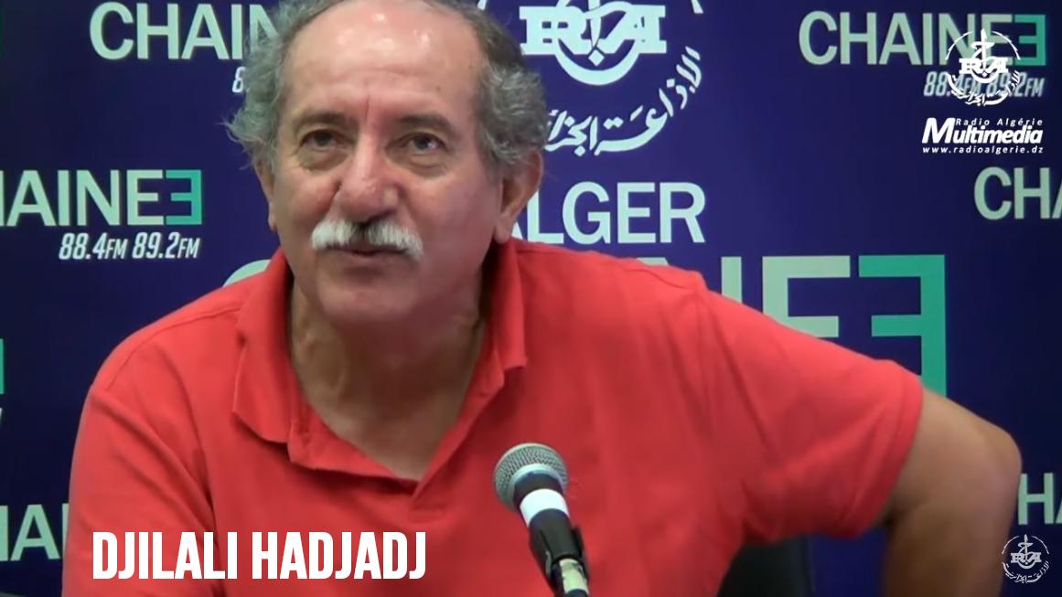 Djilali Hadjadj, président de l'Association Algérienne de Lutte contre la Corruption