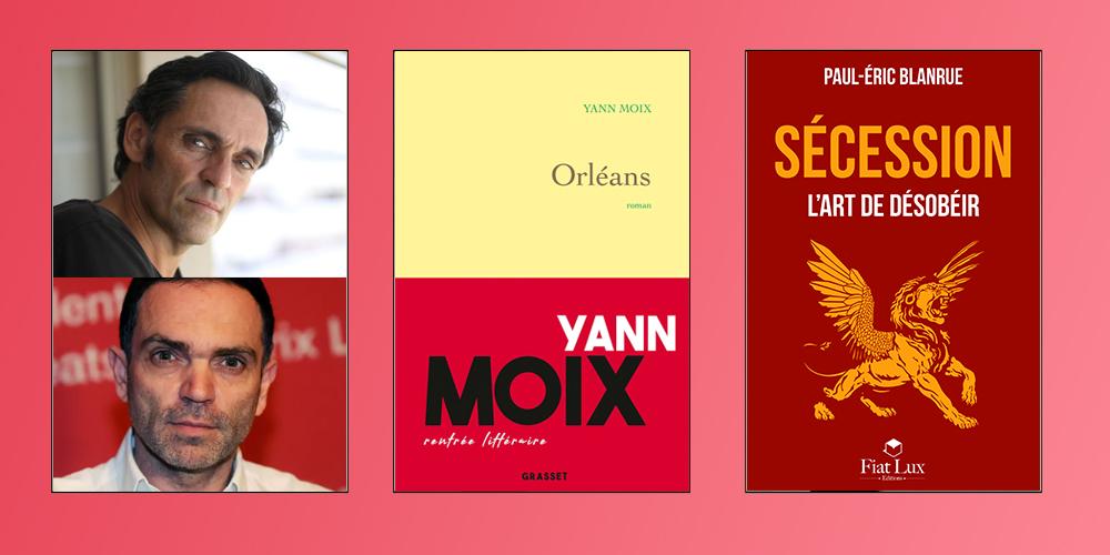 Cadeau : Blanrue vous offre un extrait de « Sécession » se rapportant à Yann Moix