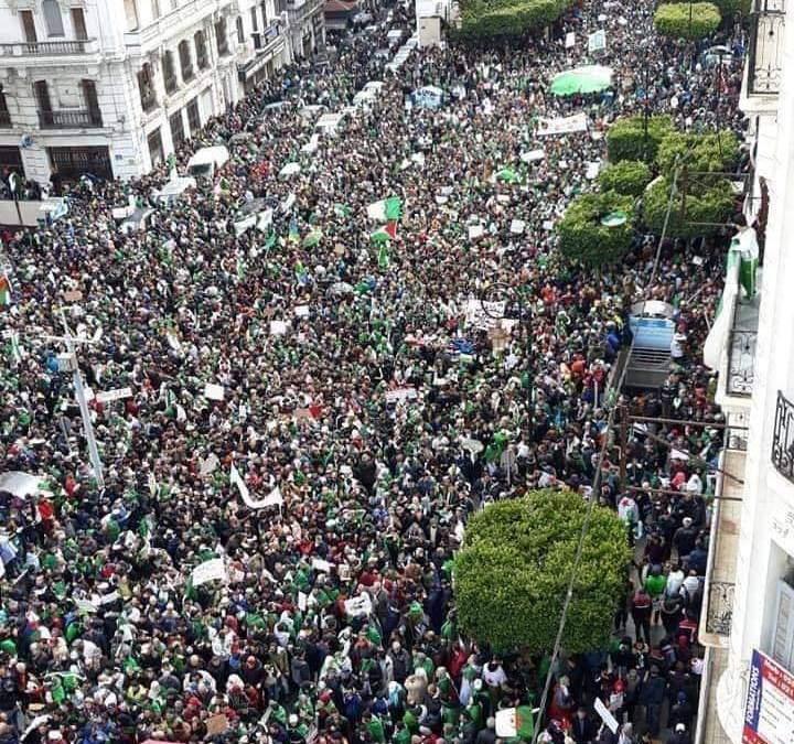 Algérie : 27e Hirak du 23 août 2019 – ﺍﻟﺠﺰﺍﺋﺮ ﺛﻮﺭﺓ 23 أغسطس 2019