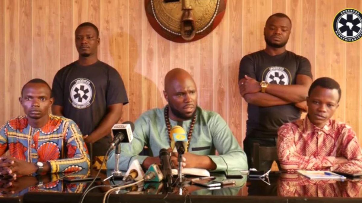 Kemi Seba appelle à une mobilisation contre l'élargissement de la zone Franc ce 14 septembre 2019