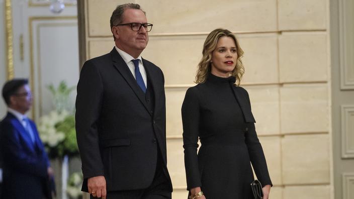 Qui est Sandrine Doucen, la compagne de Richard Ferrand ?