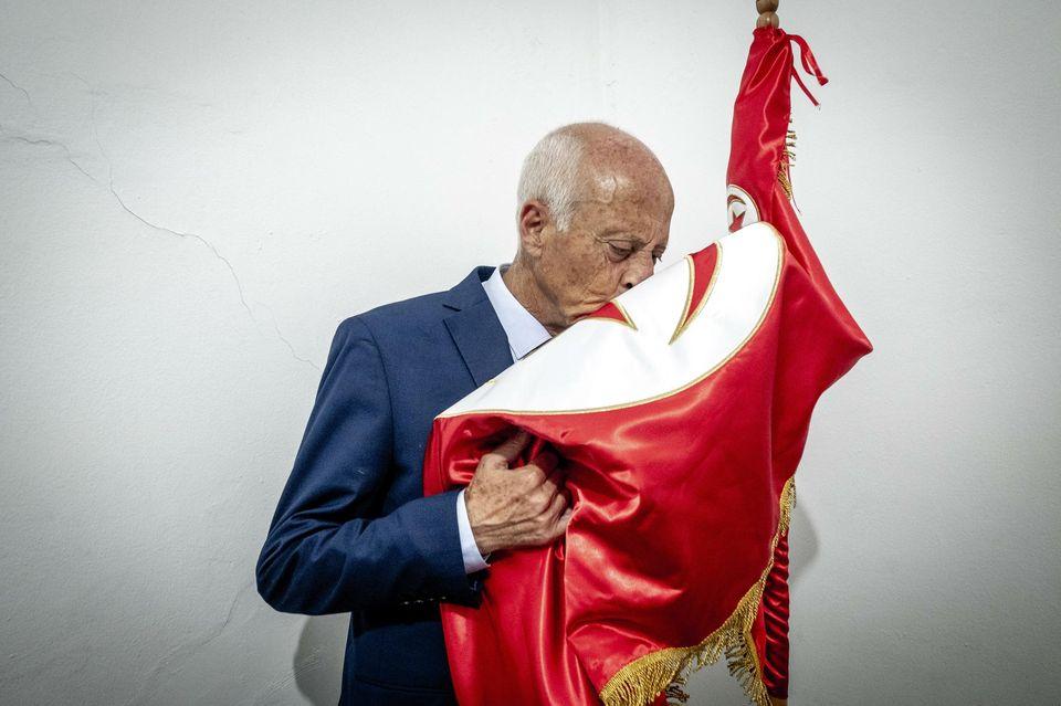 Kaïs Saïed gagne largement la présidentielle tunisienne