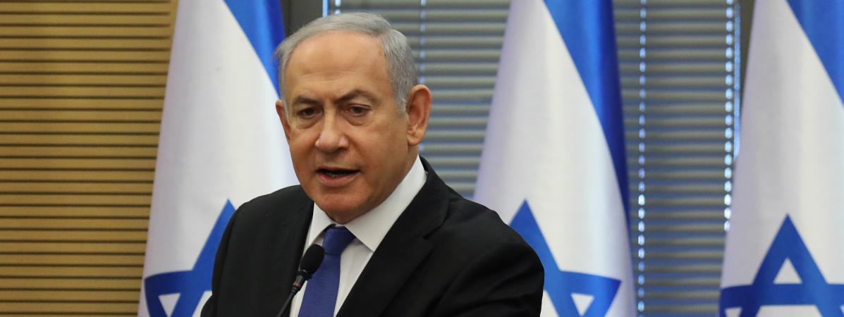 L'israël : Benyamin Nétanyahou mis en examen pour « corruption », « fraude » et « abus de confiance »