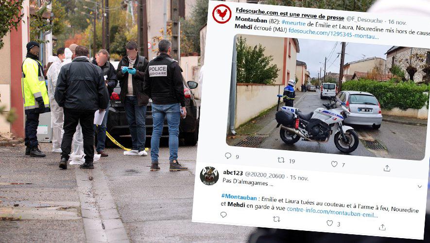 Double meurtre de Montauban : non, ce n'était pas Mehdi le coupable !
