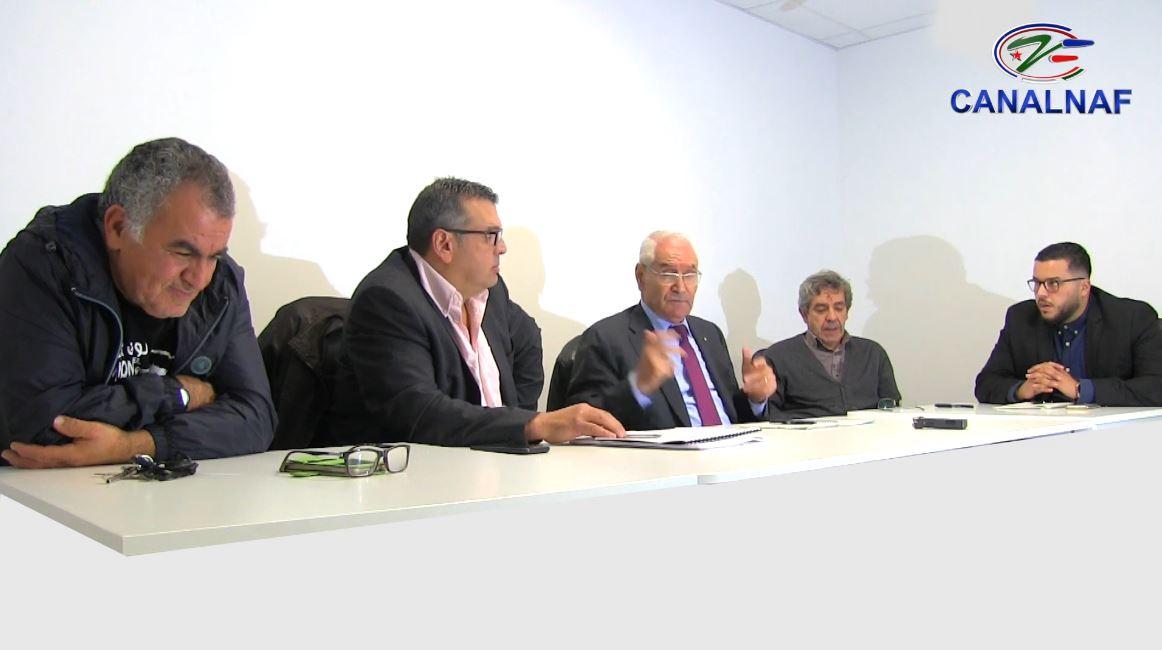 Présidentielle algérienne : débat politique indigne à Marseille !