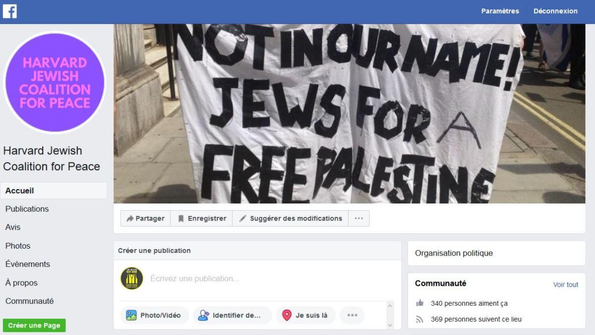 USA : des étudiants juifs de l'université de Harvard créent une organisation antisioniste