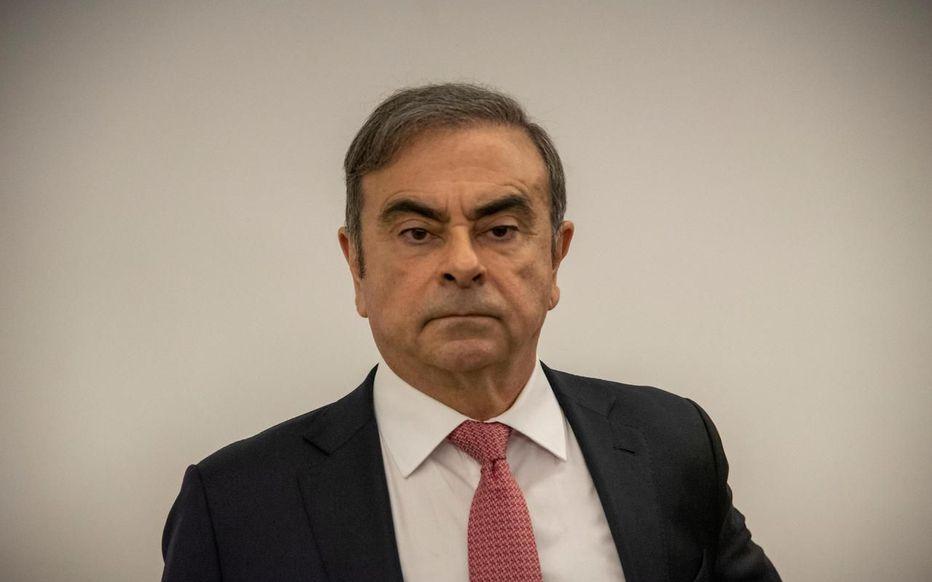 Carlos Ghosn visé par une information judiciaire pour abus de biens sociaux et blanchiment