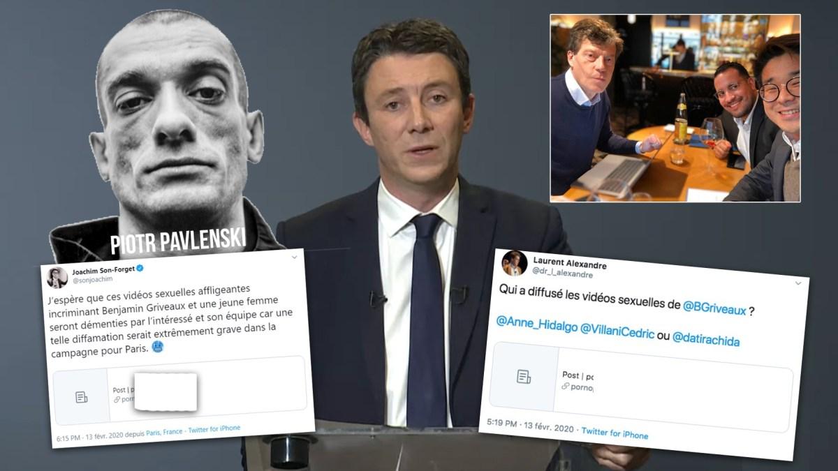 Sextape Griveaux : La France possède l'élite politicomédiatique et intellectuelle la plus bête du monde !