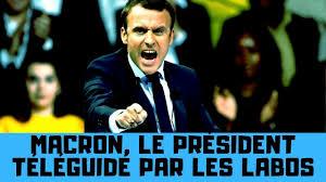 Macron, le Président téléguidé par les lobbys pharmaceutiques