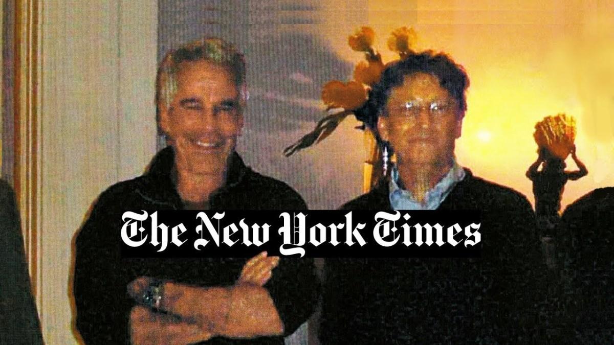 Bill Gates fréquentait le pédophile Jeffrey Epstein !