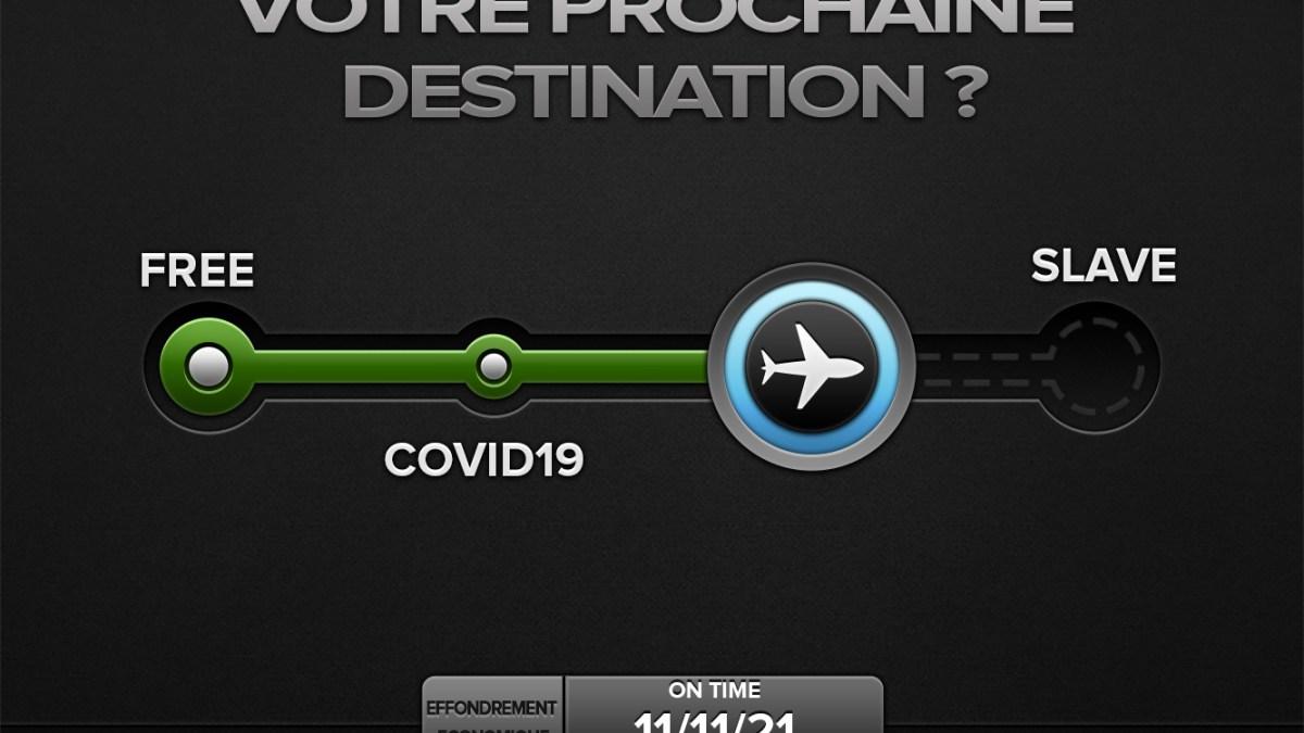 Votre prochaine destination ?