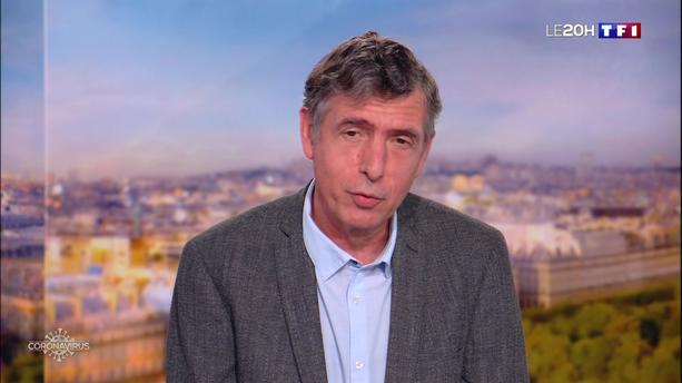 Le Pr Éric Caumes accuse Jérôme Salomon d'avoir menti