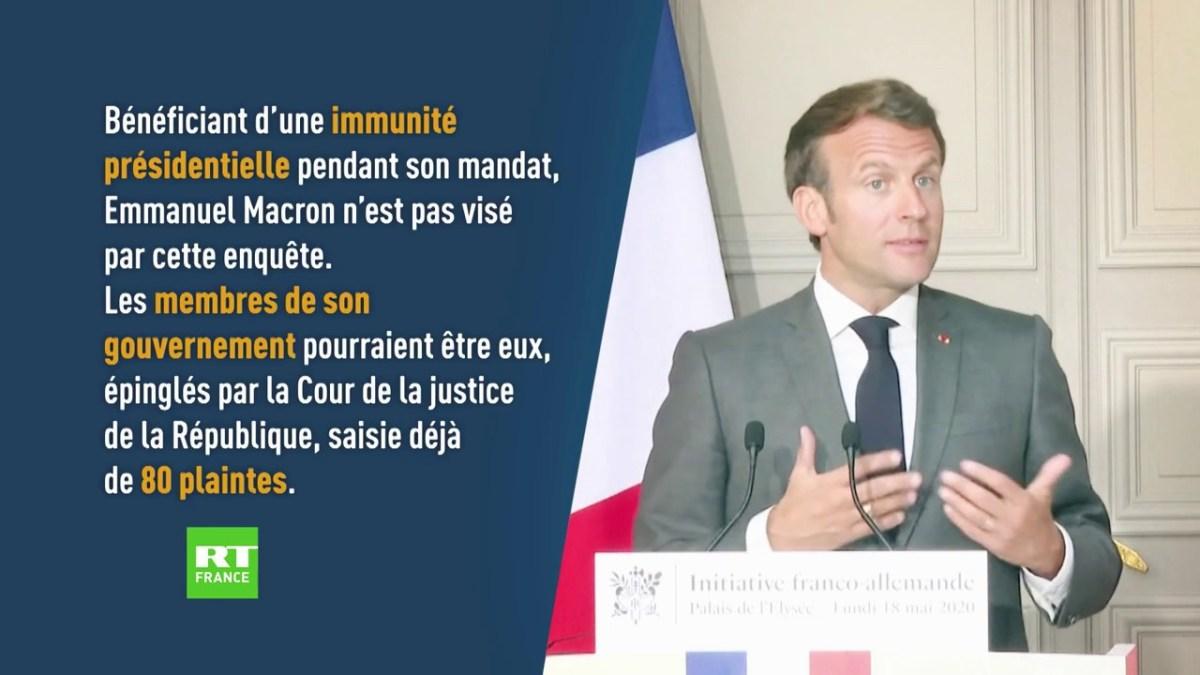 Gestion du Covid-19 : le parquet de Paris annonce avoir reçu plus de 60 plaintes et signalements