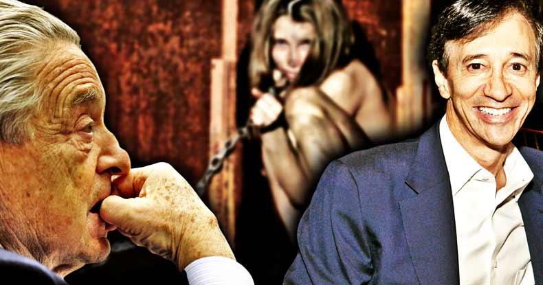 Le bras droit de George Soros accusé de viol et de traite d'êtres humains