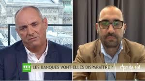 Les banques vont-elles disparaître ? avec Olivier Delamarche